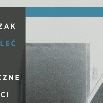 """Przemyśleć Miasto"""" z Jackiem Dominiczakiem – wykład #4"""