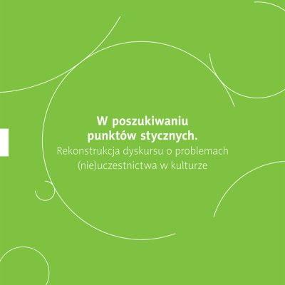 Nowa książka o przemianach kultury w Polsce