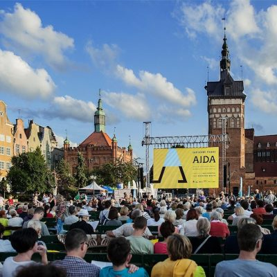 Opera on Targ Węglowy