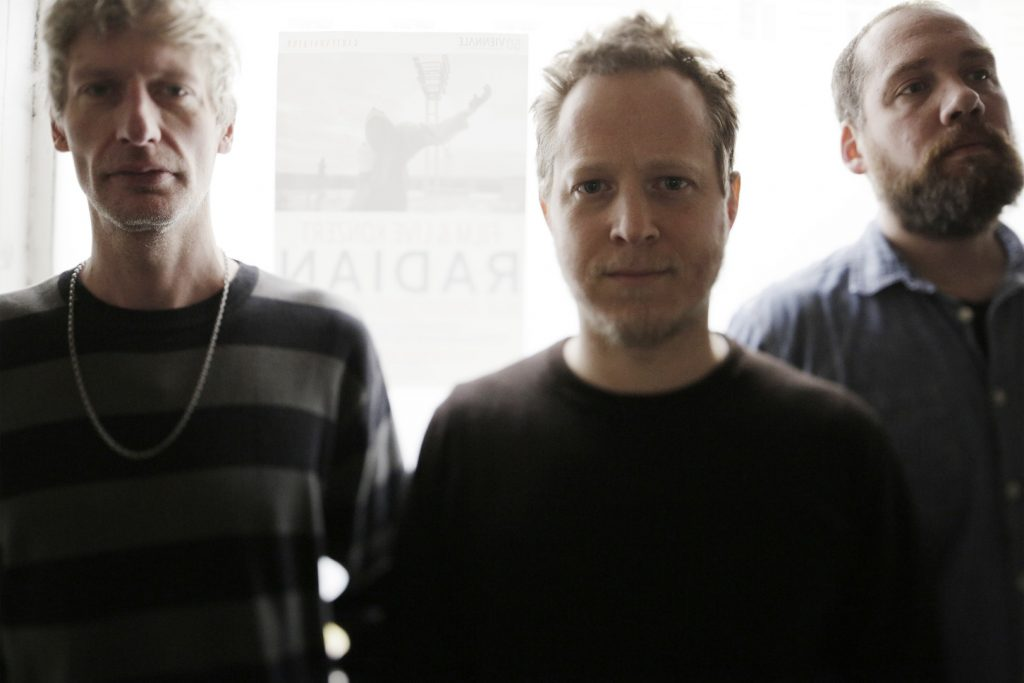 Elektroniczna zima w IKM. Koncert Radian i Columbus Duo