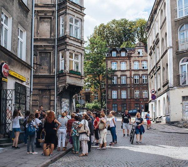 Visit the alternative Gdansk!