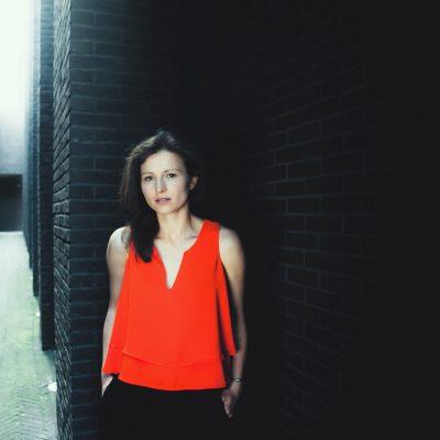 Anna Jankowsk, fot Renata Dąbrowska
