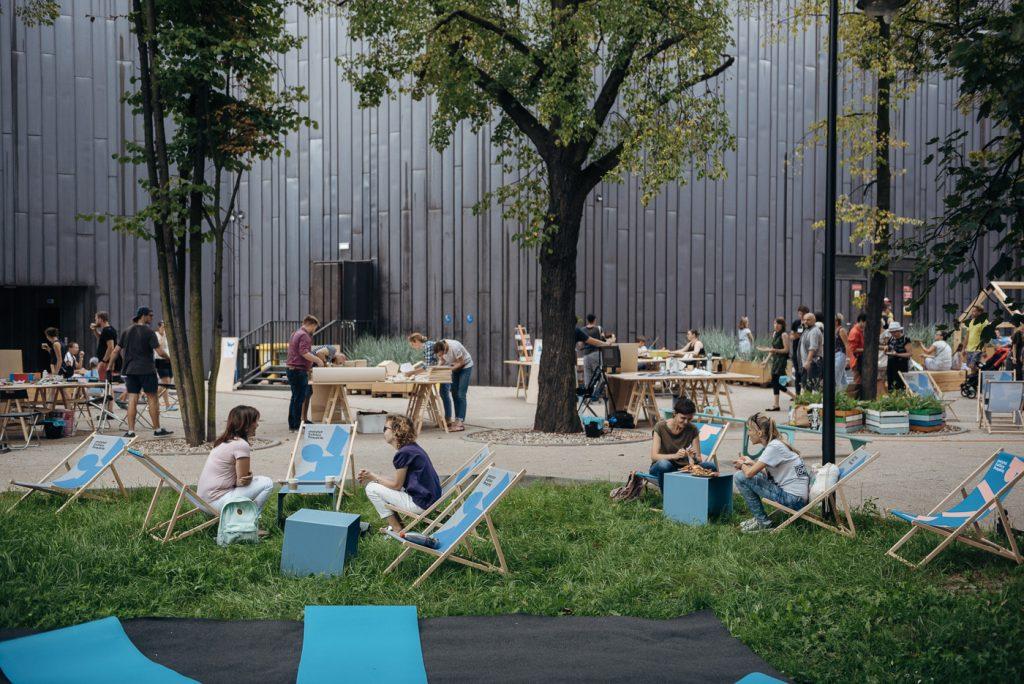 Piknik miejski z IKM