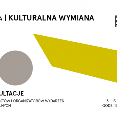 Rynek sztuki dla młodych twórców | KaWa | Konsultacje dla artystów i organizatorów wydarzeń