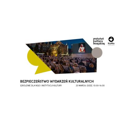 Bezpieczeństwo wydarzeń kulturalnych | KaWa