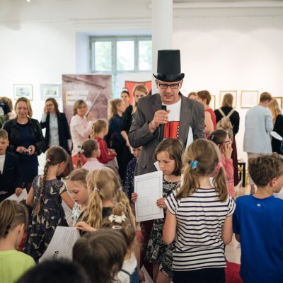 Gdańsk hosts the Festival of Children's Literature for the fifth time