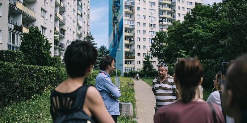 Virtual tour through Gdansk