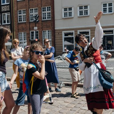 CULTURAL DIVERSE GDANSK. HOLIDAYS WITH THE CITY CULTURE INSTITUTE