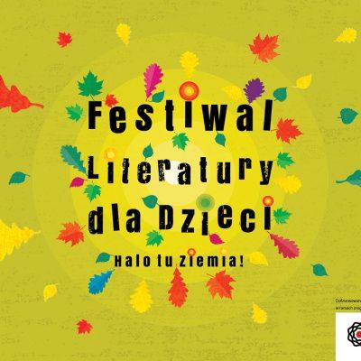 Festiwal Literatury dla Dzieci w Gdańsku