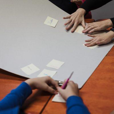 Sesja wizualizacji –  praktyka technik wyobrażeniowych. Warsztaty w ramach Akademii Aktywnej Społeczności