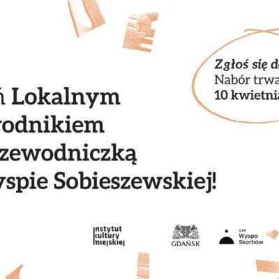 Dołącz do grona Lokalnych Przewodników i Przewodniczek po Wyspie Sobieszewskiej