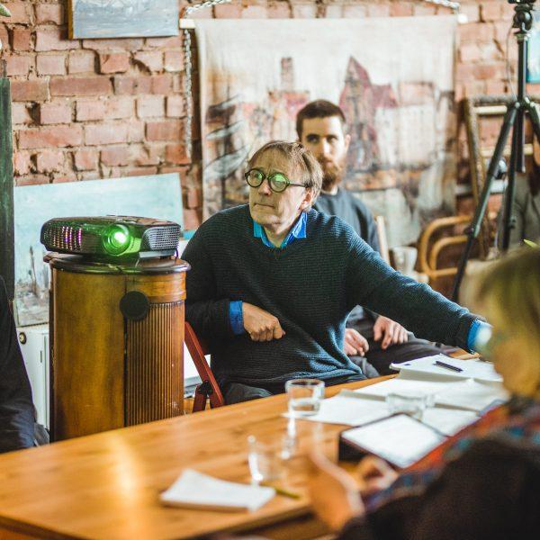 Porozmawiajmy o planowaniu kulturowym. Visaginas UrbanLab online