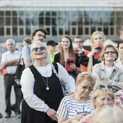 Opera w mieście. Wybierz operę i przyjdź na plenerowy pokaz w Parku Oruńskim